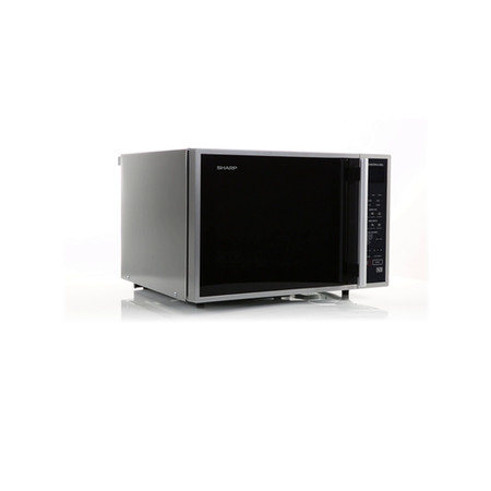 Sharp R959SLMAA 40L 900W Freestanding Touch Control Combi Microwave in Silver