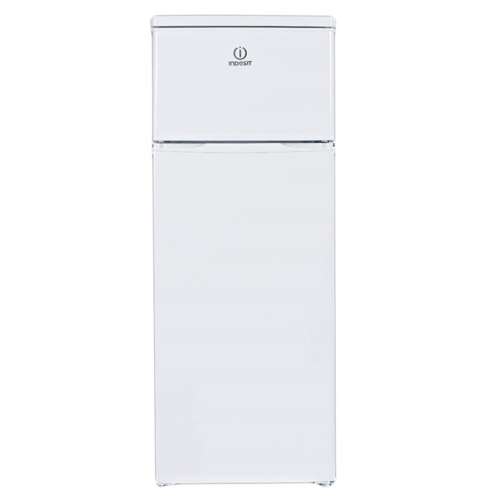 Indesit RAA28 Top Mount Freestanding Fridge Freezer White ...