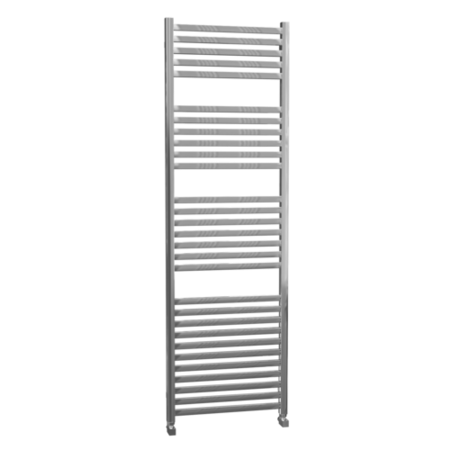 Chrome Bathroom Towel Radiator - 1600 x 500mm