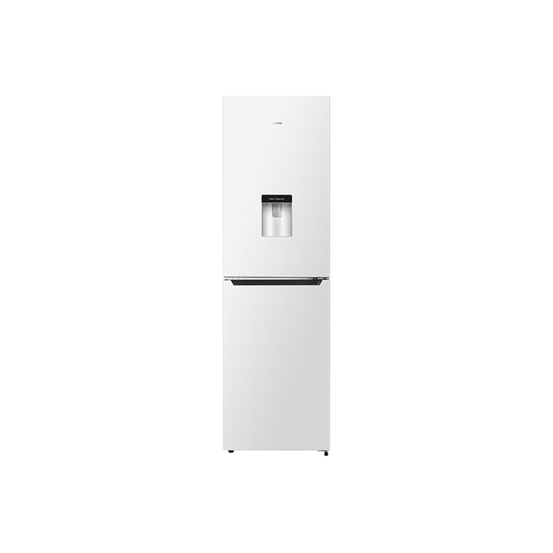 Hisense RB335N4WW1 50/50 Freestanding Frost Free Fridge Freezer With  Non-Plumbed Water Dispenser - White