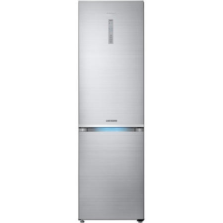 Samsung RB41J7859S4 406L Freestanding Fridge Freezer - Silver