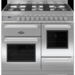 RC-10XGG-QL-S Britannia RC-10XGG-QL-S Q Line XG 100cm Dual Fuel Range Cooker - Stainless Steel