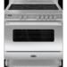 RC-9SI-DE-S Britannia RC-9SI-DE-S Delphi Single Oven 90cm Electric Range Cooker With Induction Hob - Stainless Steel