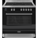 RC-9SI-QL-K Britannia RC-9SI-QL-K Q Line Single Oven 90cm Electric Range Cooker With Induction Hob - Gloss Black
