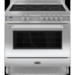 RC-9SI-QL-S Britannia RC-9SI-QL-S Q Line Single Oven 90cm Electric Range Cooker With Induction Hob - Stainless Steel