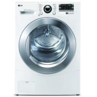LG RC7066A2Z  7kg Freestanding Condenser Tumble Dryer - White