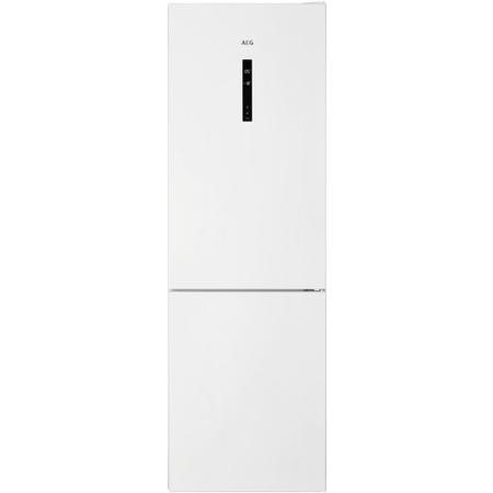 AEG RCB632E5MW CustomFlex TwinTech Frost Free Freestanding Fridge Freezer - White