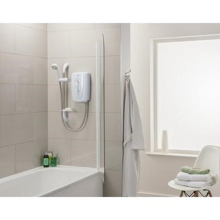 Triton Showers Serres 8.5kW Electric Shower