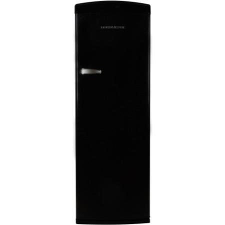 NordMende RET340BL Retro Freestanding Fridge Black