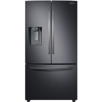 Samsung 539 Litre American Fridge Freezer - Black Best Price, Cheapest Prices
