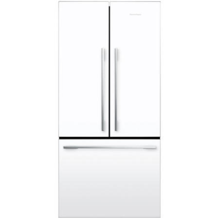 Fisher & Paykel RF522ADW4 24452 Designer French Door Fridge Freezer White