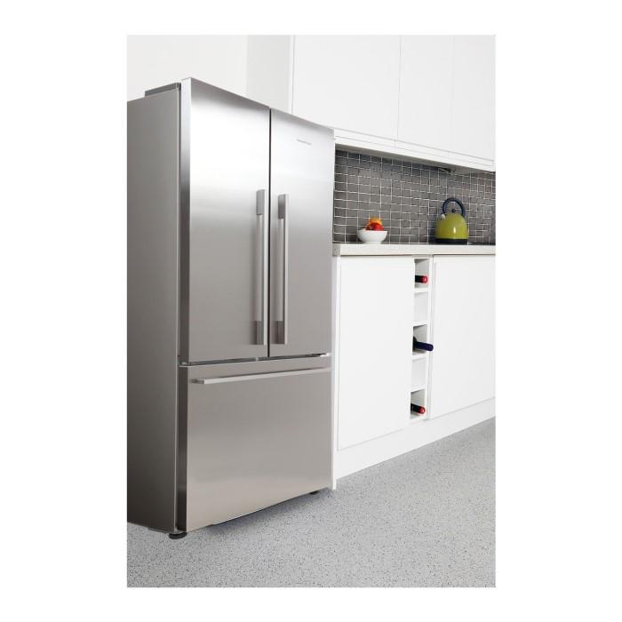 Fisher Paykel Rf522adx4 25216 Designer French Door Fridge Freezer