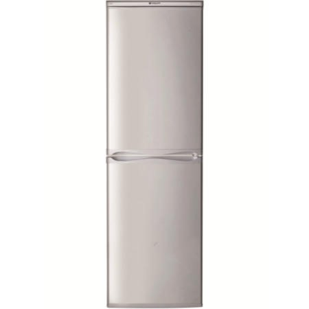 GRADE A2 - Hotpoint RFAA52S Ice Diamond Freestanding Fridge Freezer Silver