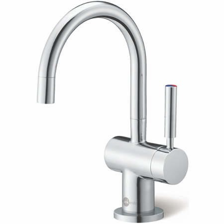 Reginox RFHC03 Single Lever Chrome Hot And Cold Mixer Tap