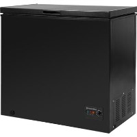 Russell Hobbs RHCF142B 73cm Wide 142 Litre Chest Freezer - Black Best Price, Cheapest Prices