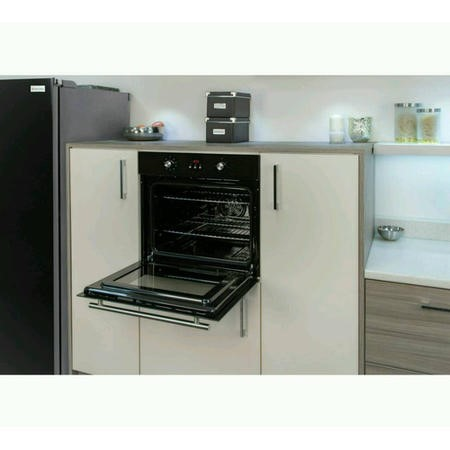 Russell Hobbs RHEO6501B Black 65L Built In Electric Oven