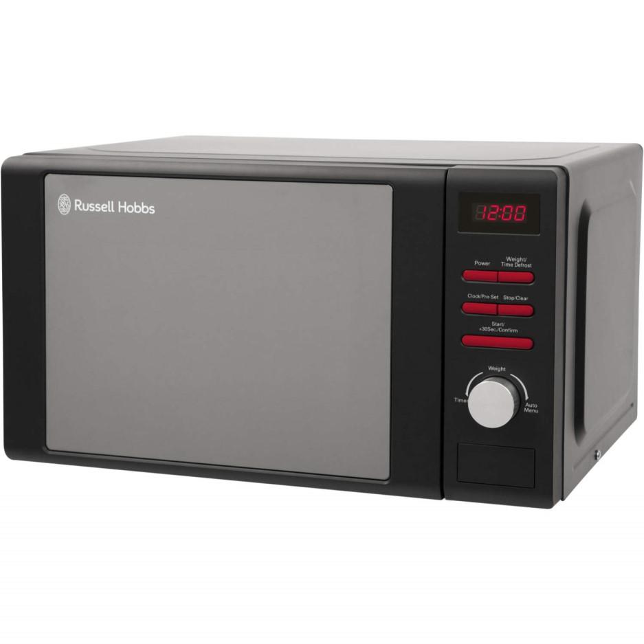 Samsung Microwave Oven 20 Litre 800 Watt: Russell Hobbs RHM2064D 20 Litre 800 Watt Digital Microwave