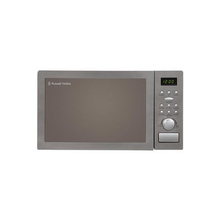 Russell Hobbs RHM2574 25 Litre Digital Combination Freestanding Microwave -  Stainless Steel