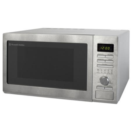 Russell Hobbs RHM3002 30L 900W Freestanding Digital Combination Microwave in Stainless Steel