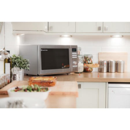Russell Hobbs RHM3002 30 L Digital Combination Microwave Oven Stainless Steel