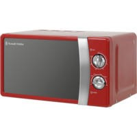 Russell Hobbs RHMM701R Colours 17 L Red Manual Microwave Oven