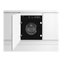 Leisure RI85421 8kg Wash 5kg Dry 1400rpm Integrated Washer Dryer - Black