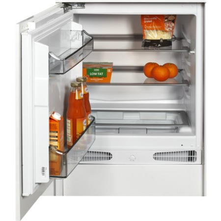 NordMende RIUL141INMAPLUS 60cm Wide Integrated Under Counter Larder Fridge - White