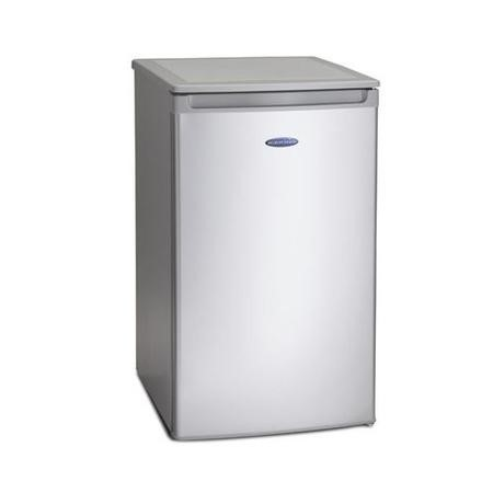 Ice King RK104AP2SIL 50cm Under Counter Fridge with 4 Star Ice Box - Silver