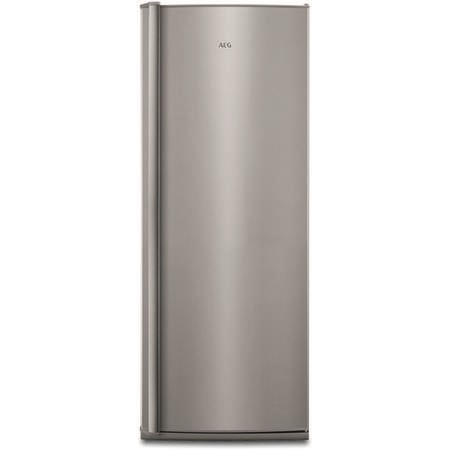 AEG RKB63221DX 154.4x59.5cm 317L Touch Control Freestanding Fridge - Stainless Steel