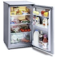 Ice King RL106AP2SIL 50cm Under Counter Freestanding Fridge - Silver