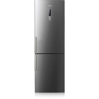 Samsung RL56GEGIH1 G-series 1.85m Tall Freestanding Fridge Freezer - Inox Stainless