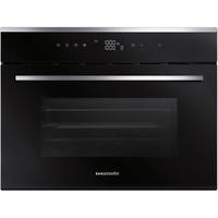 Rangemaster RMB45SCBLSS 45cm Built-in Steam Combi Oven