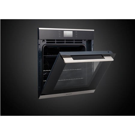 Rangemaster RMB610PBLSS-SC 60cm Built-in10 Function Pyrolytic Single Oven Soft Close