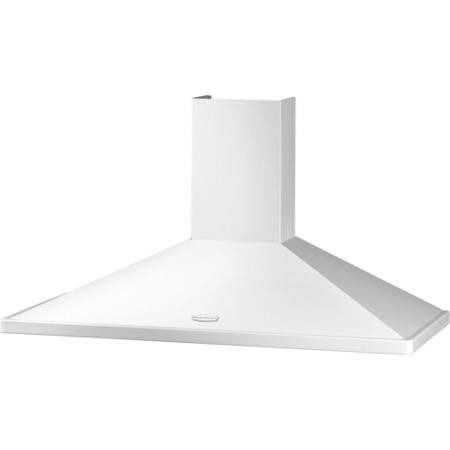 Rangemaster RMHDC110WC 89371 110cm Chimney Cooker Hood White