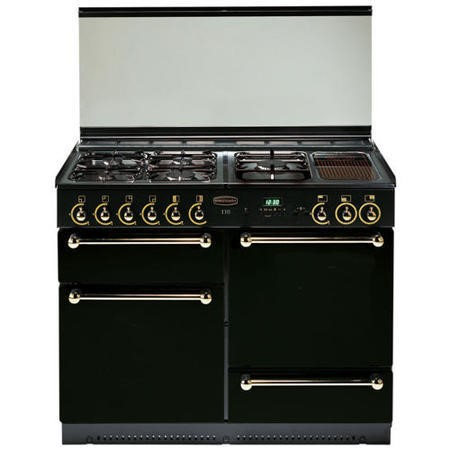 Rangemaster 110cm LPG Gas Range Cooker with Solid Doors FSD 74360
