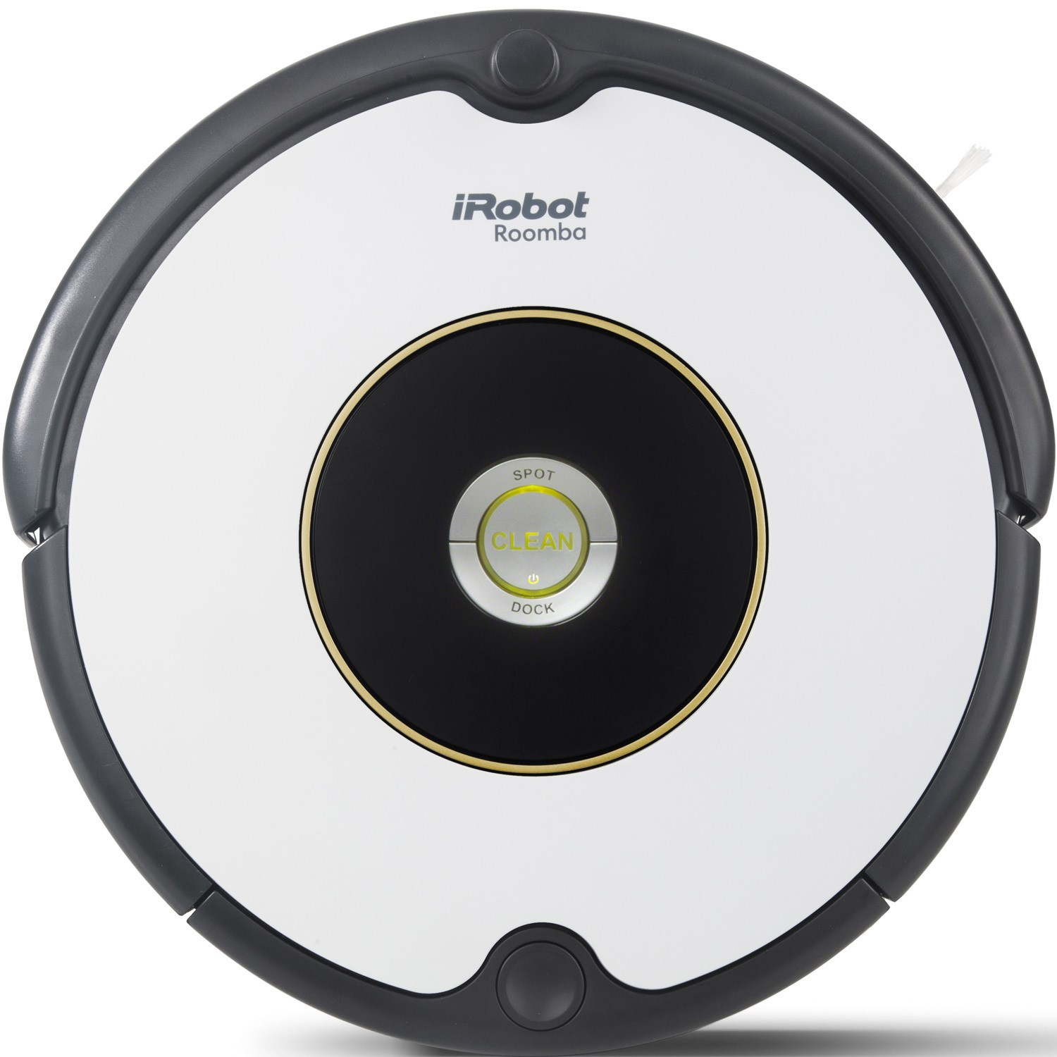 Image Is Loading IRobot Roomba605 Robot Vacuum Cleaner With Enhanced Xlife