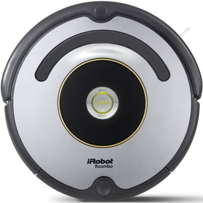iRobot ROOMBA616 Robot Vacuum Cleaner - With iAdapt Smart ...