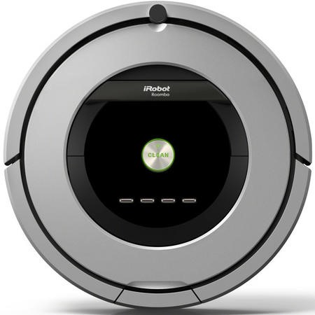 irobot ROOMBA886 Enhanced Suction Robot Vacuum Cleaner with Enhanced XLife Battery & HEPA Filter
