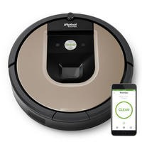 iRobot ROOMBA966 WIFI SMART Robot Vacuum Cleaner - Multi Room Technology With Recharge and Resume
