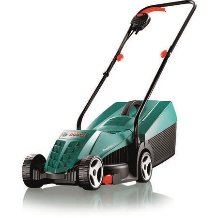 Bosch Rotak 32 R 1200W Electric Lawn Mower - Green