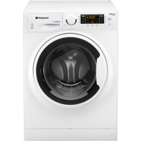 Hotpoint RPD10657J Ultima S-Line 10kg 1600rpm Freestanding Washing Machine-White