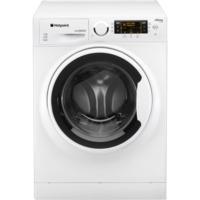 GRADE A1 - Hotpoint RPD10657J Ultima S-Line 10kg 1600rpm Freestanding Washing Machine-White