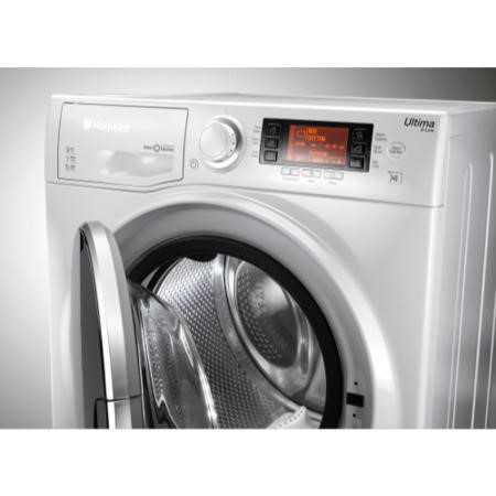 Hotpoint RPD10667DD Ultima S-Line 10kg 1600rpm Freestanding Washing Machine White