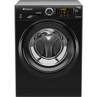 Hotpoint RPD9467JKK Ultima S-Line 9kg 1400rpm Freestanding Washing Machine Black
