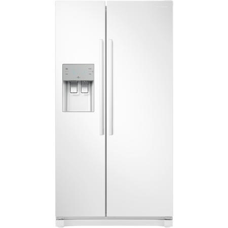 Samsung RS50N3513WW No Frost Side-by-side Fridge Freezer With Ice And Water Dispenser - White