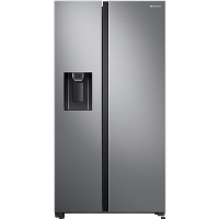 Samsung RS5000 American Side-by-side Fridge Freezer - Silver Best Price, Cheapest Prices
