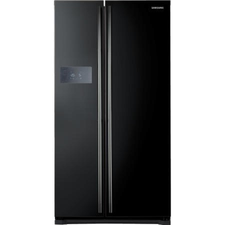 Samsung RS7527BHCBC 572L American Freestanding Fridge Freezer - Black