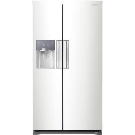 GRADE A2 - Samsung RS7667FHCWW  545 Litres H-series White American Fridge Freezer