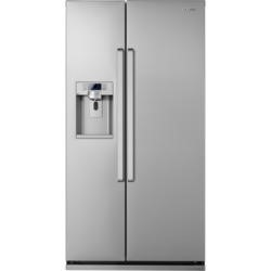 Samsung RSG5UCRS1 G-series American Fridge Freezer With Ice And Water Dispenser - Real Steel