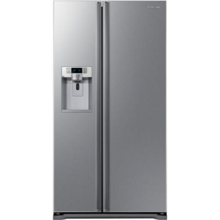 Samsung RSG5UUSL1 615L Frost Free American Freestanding Fridge Freezer - Stainless Steel Look